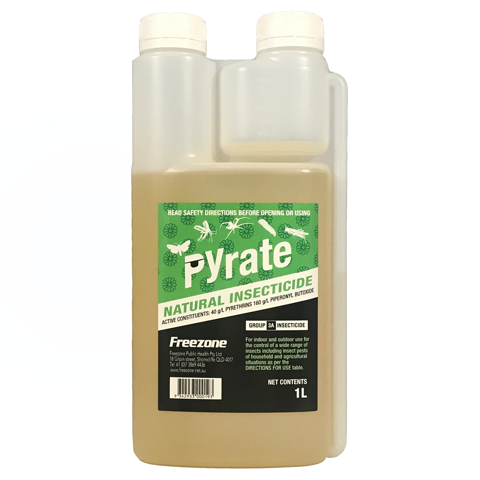 Pyrate Natural Insecticide 1L